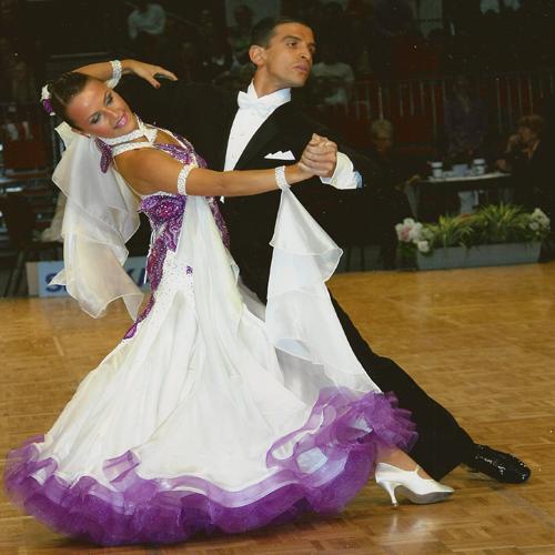 Corsi di balli da sala Club Royal Dance