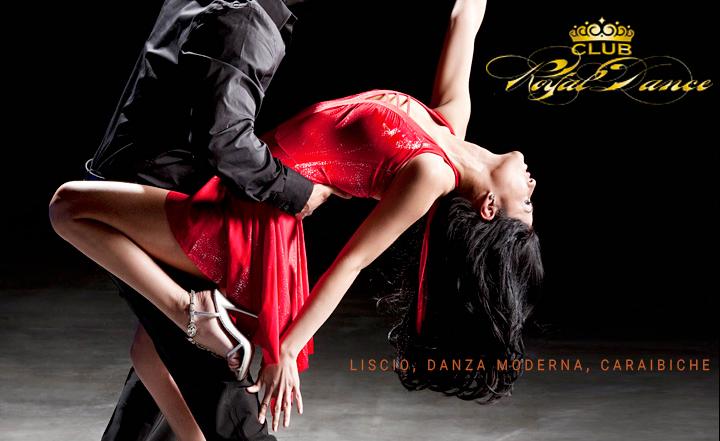 Corsi di Ballo • Liscio • Caraibico • Danza moderna - Clib Royal Dance